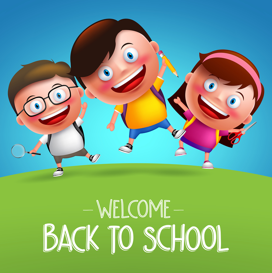 How To Help Your Kid Overcome First Day Of School Jitters