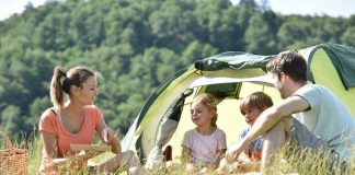 10 Tips For A Safe And Fun Camping Trip With Your Kids