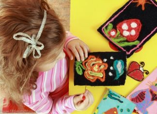 12 Fabulous Fiber Art Crafts for Kids
