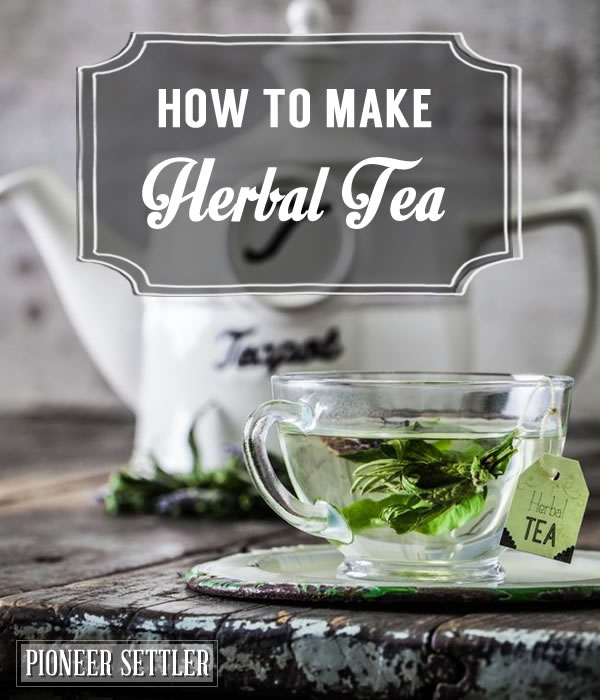 how-to-make-herbal-tea