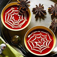spiderweb soup