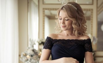 How To Dress Your Baby Bump For Special Occasions