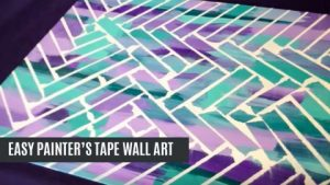 easy-diy-painters-tape-wall-art-video-480x270