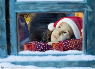 Nine Ways to Keep Your Child's Belief In Santa Claus Alive