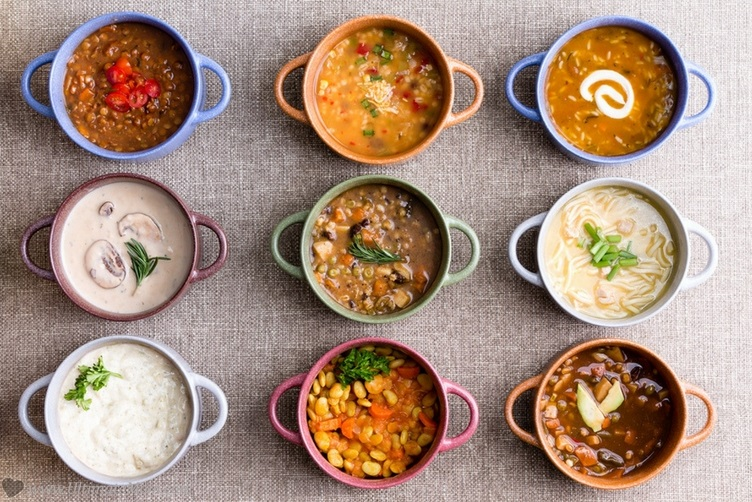20 Crockpot Recipes For National Soup Month