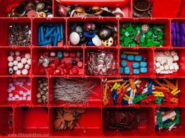 Helpful Tips To Organize Your Craft Supplies