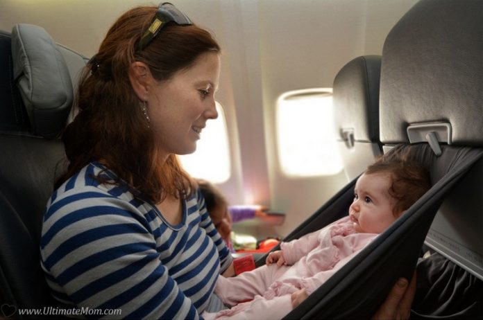 How To Take Your Baby On Their First Plane Ride